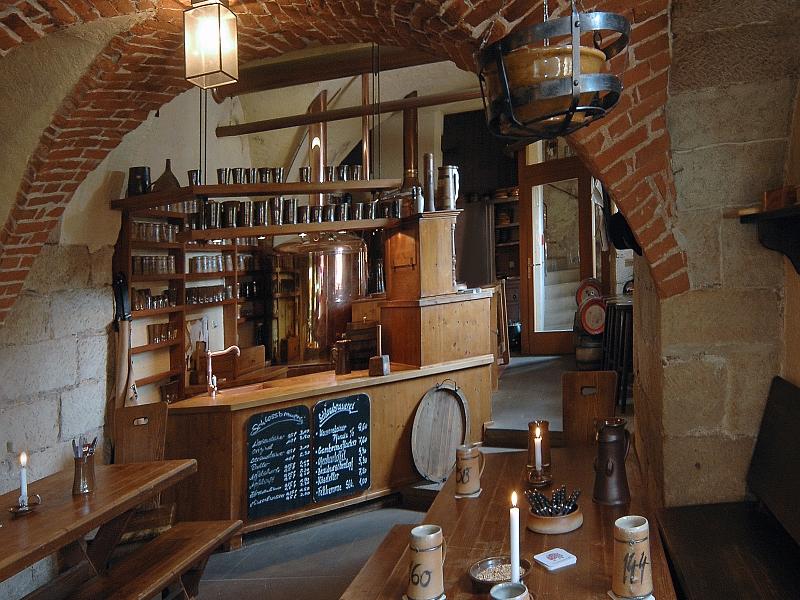 Gastronomie   Schloss Weesenstein